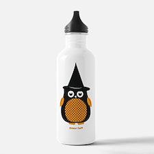 Cute Black aviator Water Bottle