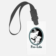 Momma/Baby Luggage Tag