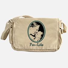 Momma/Baby Messenger Bag