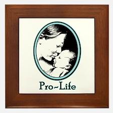 Momma/Baby Framed Tile