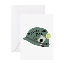 Vietnam Vet Greeting Cards