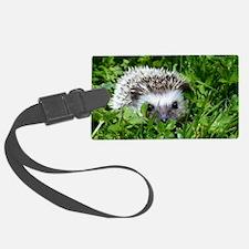 Scrapper the Hedgehog Luggage Tag