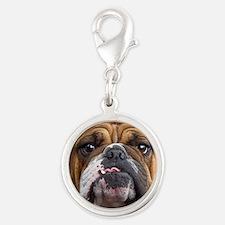 English Bulldog Charms