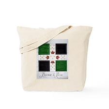 Tote Bag, Regiment la Reine, French & Indian War