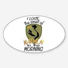 Smell Of Napalm Decal