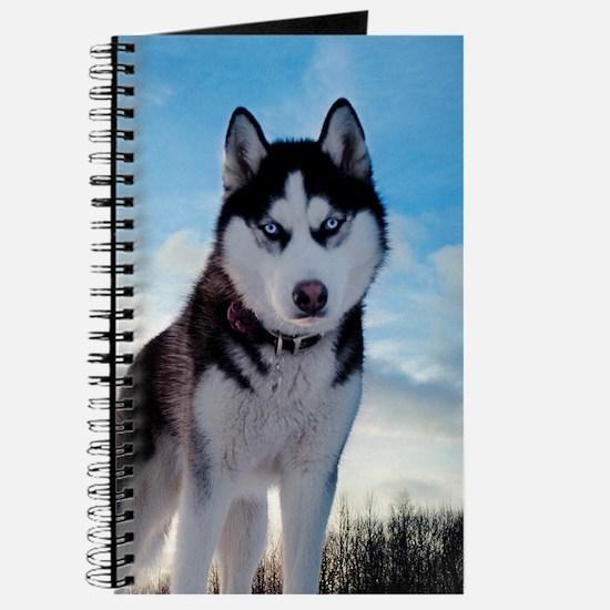 Husky Dog Outdoors Journal