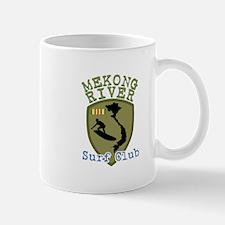 Mekong River Surf Club Mugs