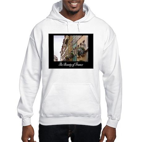 The Beauty of France Hooded Sweatshirt