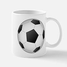 Soccer Ball Small Small Mug