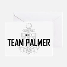 TEAM PALMER Greeting Cards