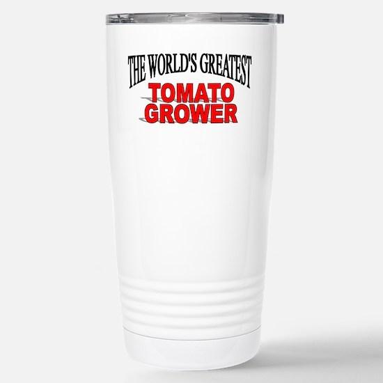 """The World's Greatest Tomato Grower"" Mugs"