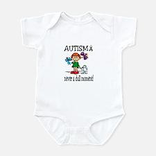 AUTISM ~ never a dull moment! Infant Bodysuit