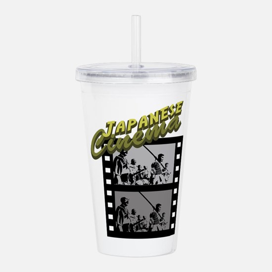 Japanese Cinema Acrylic Double-wall Tumbler