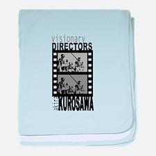 Akira Kurosawa baby blanket
