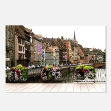 The Beauty of France Postcards (Package of 8)