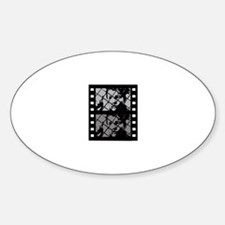 French Cinema Film Decal