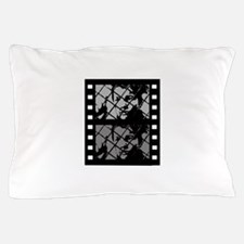 French Cinema Film Pillow Case