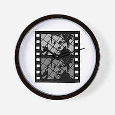 French Cinema Film Wall Clock
