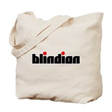 Blindian Tote Bag