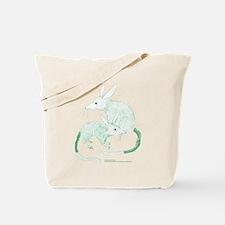 Bilby (green) Macrotis Lagotis Tote Bag