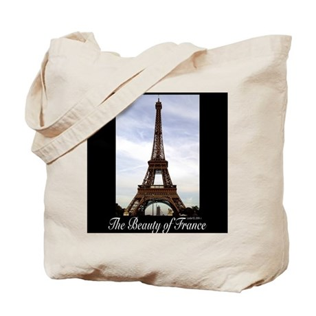 The Beauty of France Tote Bag