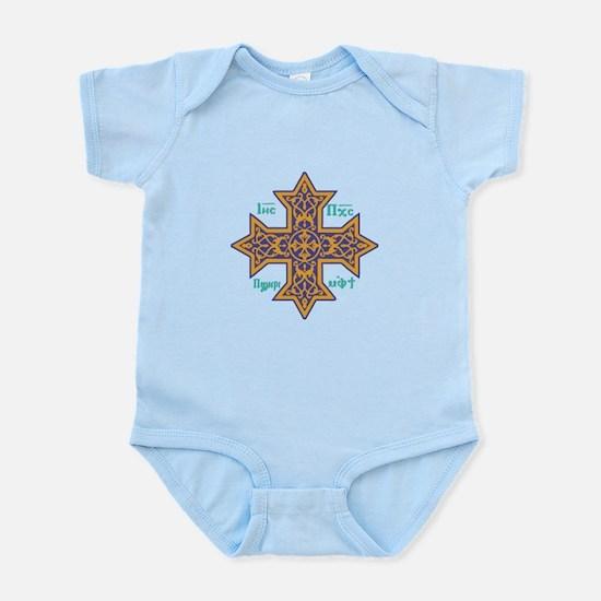 Coptic Cross Body Suit