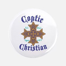 "Coptic Christian 3.5"" Button (100 pack)"