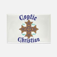 Coptic Christian Magnets