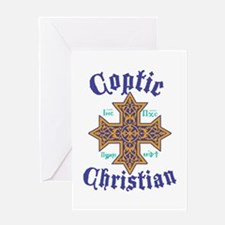 Coptic Christian Greeting Cards
