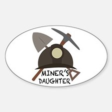 Miners Daughter Decal