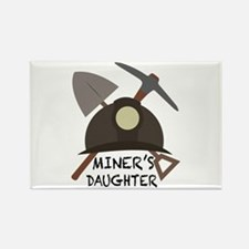 Miners Daughter Magnets