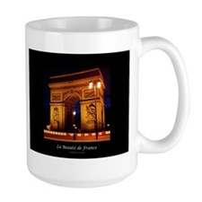 The Beauty of France Mug
