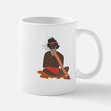 Didgeridoo Player Mugs