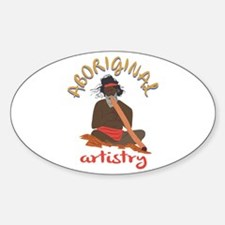 Aboriginal Artistry Decal