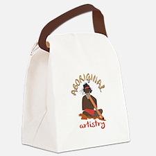 Aboriginal Artistry Canvas Lunch Bag