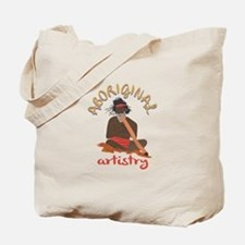 Aboriginal Artistry Tote Bag