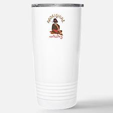 Aboriginal Artistry Travel Mug