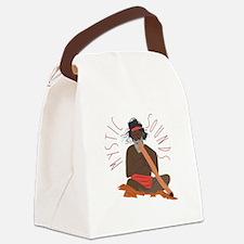Mystic Sounds Canvas Lunch Bag