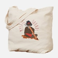 Mystic Sounds Tote Bag