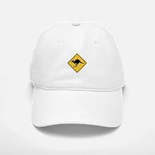 Kangaroo Sign Baseball Baseball Baseball Cap