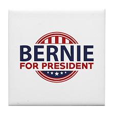 Bernie For President Tile Coaster