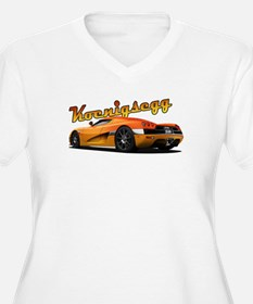 Swedish Supercar Plus Size T-Shirt
