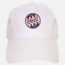 O'Malley For President Baseball Baseball Cap