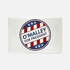 O'Malley For President Rectangle Magnet