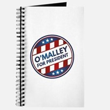 O'Malley For President Journal