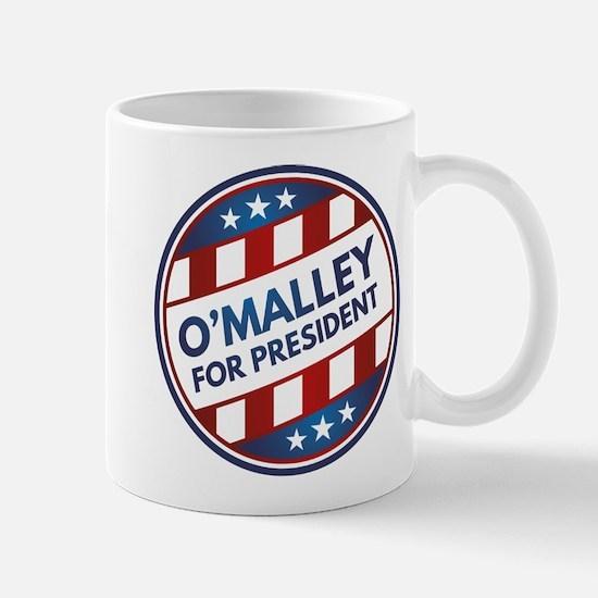 O'Malley For President Mug