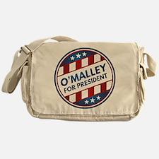 O'Malley For President Messenger Bag
