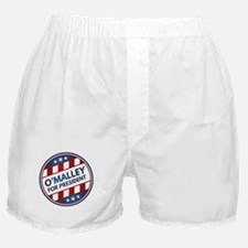 O'Malley For President Boxer Shorts