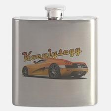 Swedish Supercar Flask