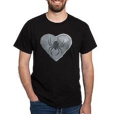 Stoneheart Halloween spider T-Shirt
